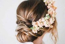Hairstyle / Fun updo's to try / by Victoria Vicory