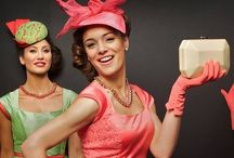 Fashions on the Field: Races Day