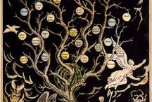 Tree of Life - Kabbalah Symbolism / Learn to recognize them in false ministries and churches and more.