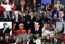 Hand Signals of Darkness / Hand signs of Illuminati, Freemasonry, and Kabbalah. Learn to recognize them, and know who they really are.