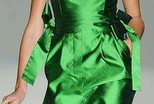 FASHION: Green