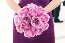 WEDDING: Purple * Pink