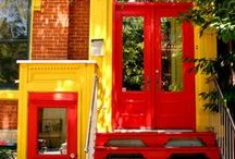 HOME: Yellow * Red