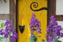 HOME: Yellow * Purple