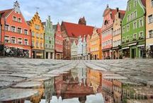 Colorful Germany / Germany is mecca for creatives, artists and designers. With a stylish variety of underground galleries, bars and clubs expressing the German love of art and design, it should come as no surprise that hostels are getting in on the act too.