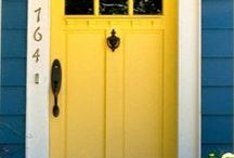 HOME: Yellow * Blue