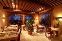 Christmas and San Silvetro's Dinner at Borgo di Cortefreda / In the Chiantishire you will find relax, food and good wine...