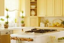 HOME: Pale Yellow