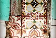 Caribbean pattern / Patterns of the West Indies, from nature or architecture