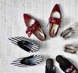 shoe love - true love / Schuhe hat man nie genug! Ob High Heels, flache Sportschuhe, Sneakers oder Sock Boots - hier sind die schönsten Exemplare <3