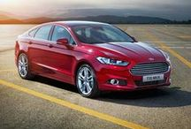 2015 Ford Mondeo / The All New 2015 Ford Mondeo