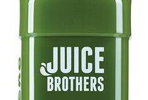 Cold pressed juices / Mylks / waters / tonics