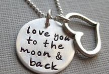 Looove / Love you to the moon and back