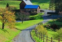 Sweet Country II / Country Life!!! Amazing landscapes & animals & horses & trees & flowers & people ... Ain't Nothin' Like The Country Life