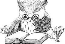 Owl Things / Owl Art