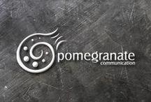 Pomegranate / Pomegranate art, illustration & photography