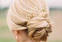 wedding hair / by Jolene Lamphier