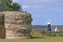 Burgh Castle & Belton Greater Yarmouth
