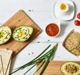 food inspiration / Gesund, lecker und vegetarisch - hier gibt es Rezepte, die einfach und schnell gehen.