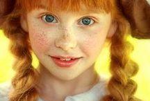 Redheads / Red Hair, Ginger Hair