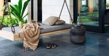 Backyard Designs / Unlock your land. Extend your home into your outdoor space with these backyard designs that inspire.