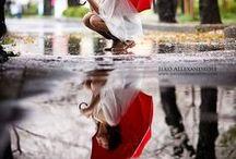 umbrella / Wunderschöne und besondere Regenschirme - romantisch und toll in Szene gesetzt.