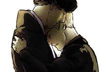 The blindman sleeps / Sherlock fandom