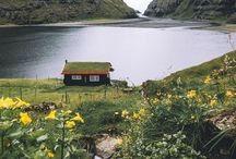 Trøllabundin / Mainly Faroe Islands and Iceland, AKA my dream home