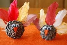 Seasonal Crafts / Fun kids' crafts for every season.
