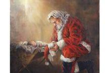 Birth of Jesus/Christmas / by Mary Lou Hess
