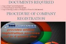 Company Registration India / #Pinning 365companies Provides the company registration services in india.