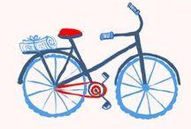 fiets / alles wat rond rijdt op twee wielen vinden wij leuk