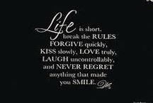 Lovely Life Quotes