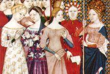[Costuming] Italian 1300-1400 / by Society for Creative Anachronism