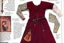 [Costuming] English 1400-1500 / by Society for Creative Anachronism