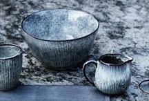Ceramics and sculptures