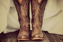 Cowgirl Boots & Hats