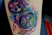 Subdermal Artistic Renderings / Tattoo