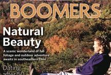Boomers / The baby boomers lifestyle. A fully-designed magazine and articles just for boomers