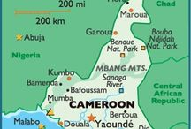 Cameroun / I am living in this beautiful country  / by Gerty Commissaris
