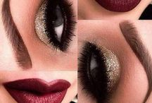 Cool make up styles / All sorts of makeup ideas including Halloween
