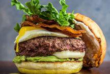 Burgers / Burguers, hamburguers, hamburguesas,crangreburgers