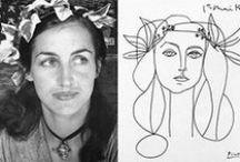 Ik in beeld ! / Portretten, je lijf, sculpturen. Allerlei manieren om jezelf in beeld te brengen.