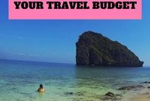 TRAVEL Budget & Finance / An essential part of travelling and a major worry of most are finances. Good budget management is crucial for making your trip last much longer and there are some very clever tips to save, stretch your dimes and get some freebies as well.