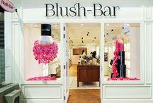 Blush-Bar / Nuestras primeras 2 Boutiques!