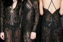 Lace / All things lace. www.myblondecloset.com