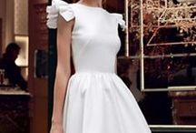 White is Mine / White Attire, White Dresses, White Trousers, White Jackets, White white white...