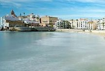Sitges is home / Sitges where I live my sunny life