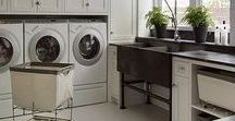 Laundry Room / Laundry and Cleaning