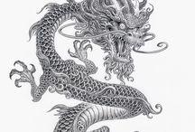 Tattoo/Drawing